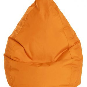 Zitzak Brava L oranje | SittingBags.nl