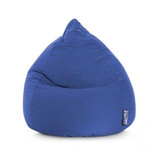 Beanbag Easy XL Donkerblauw | SittingBags.nl