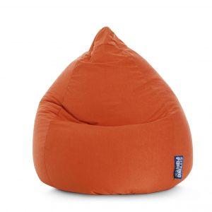 Beanbag Easy XL Oranje | SittingBags.nl