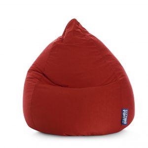 Beanbag Easy XL Rood | SittingBags.nl