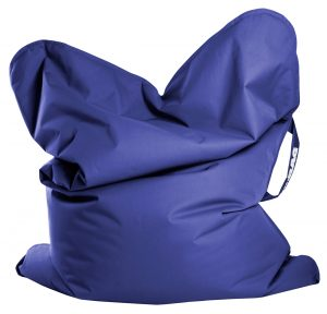 Zitzak XXl blauw | SittingBags.nl