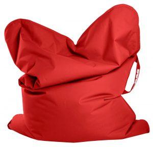 Heerlijk Relaxen in deze Zitzak XXL Rood | Sitting Bags.nl