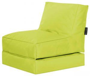 lounge zitzak groen SittingBags.nl