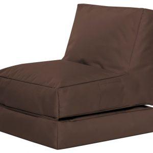 Lounge zitzak bruin SittingBags.nl