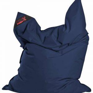 zitzak outdoor jeans blue | SittingBags.nl