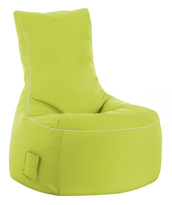 zitzak stoel groen sittingbags.nl