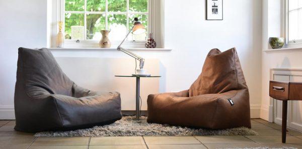 Sfeer B-Bag mighty B indoor livingroom | Extreme Lounging | SittingBags.nl