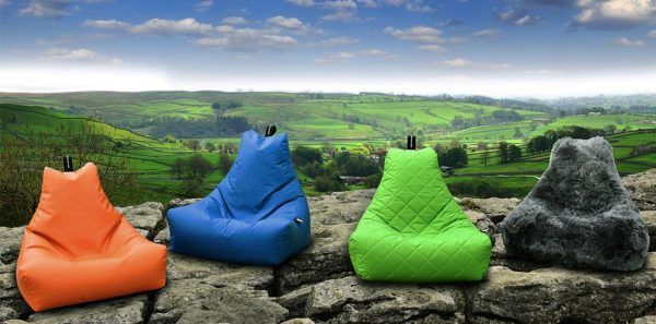 Sfeer B-Bag Mighty-B Landscape   Extreme Lounging  Sittingbags.nl