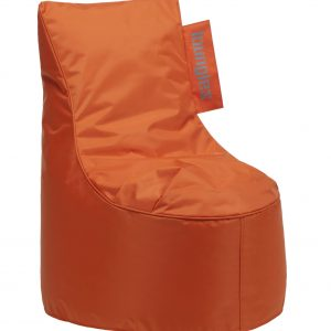 Zitzak Stoel Junior Oranje | Loungies | SittingBags.nl