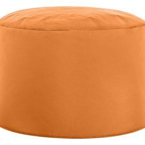 Ronde Poef Oranje | SittingBags