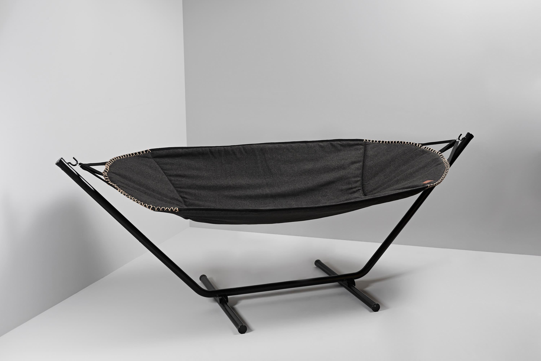 Design Hangmat Xxl.Cobana Hangmat Zwart