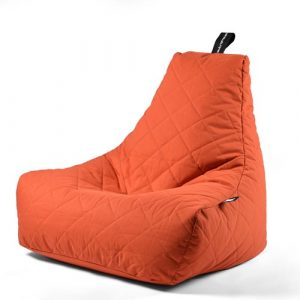 B-Bag Mighty-B Quilted Zitzak Orange