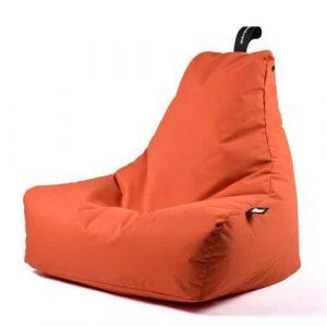 B-Bag Mighty-B Basic Zitzak Orange