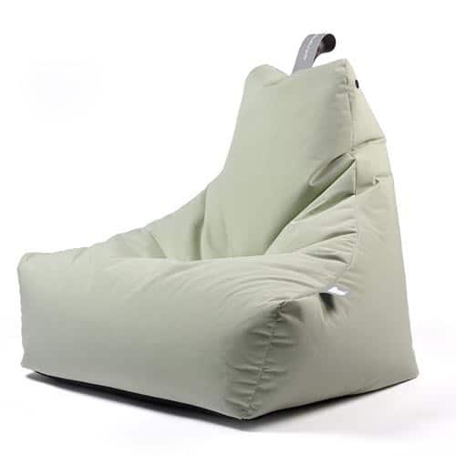 B-Bag Mighty-B Pastel Zitzak Green
