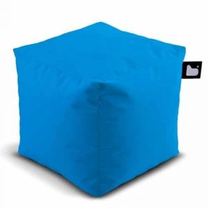 B-Box Mighty-B Basic Poef Light Blue