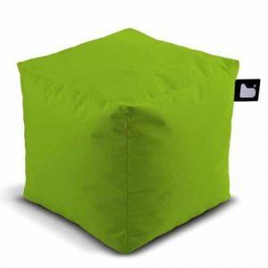 B-Box Mighty-B Basic Poef Lime