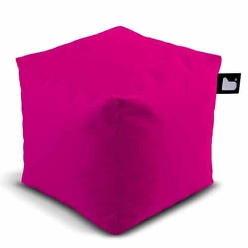 B-Box Mighty-B Basic Poef Pink