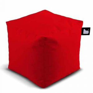 B-Box Mighty-B Basic Poef Red