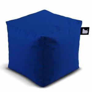 B-Box Mighty-B Basic Poef Blue