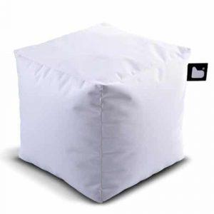 B-Box Mighty-B Basic Poef White