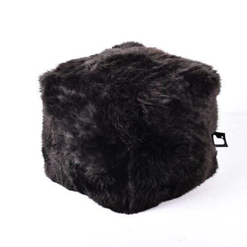 B-Bag Sheepskin Fur Box Brown