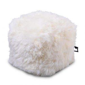 B-Bag Sheepskin Fur Box Cream