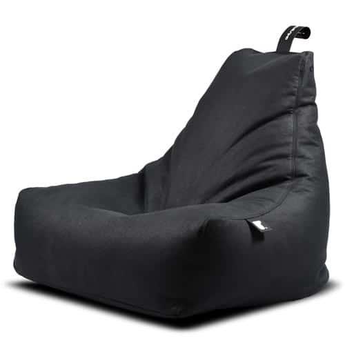 B-Bag Mighty-B Indoor Zitzak Charcoal