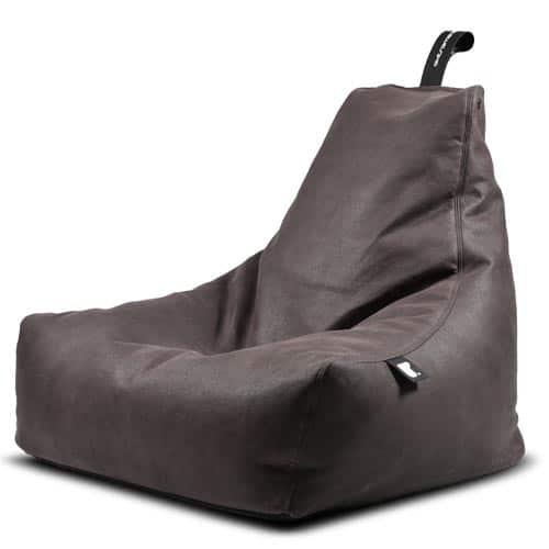 B-Bag Mighty-B Indoor Zitzak Slate