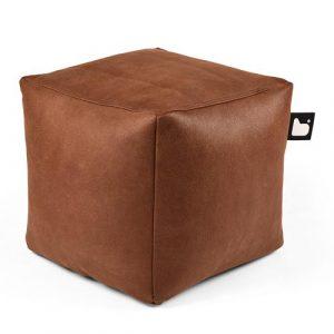B-Box Mighty-B Indoor Poef Chestnut