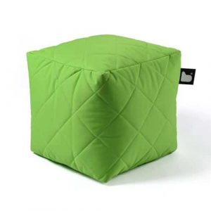 B-Box Mighty-B Quilted Poef Lime