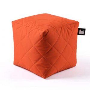 B-Box Mighty-B Quilted Poef Orange