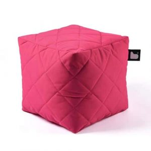 B-Box Mighty-B Quilted Poef Pink