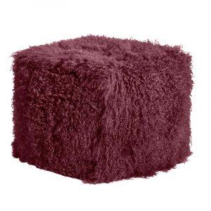 Sitting Point Cube Pamina - Wijnrood