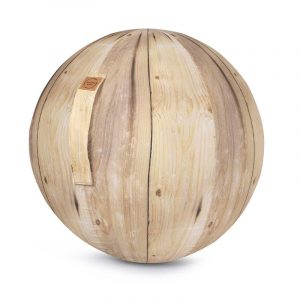 Sitting Ball Zitbal Oak 65cm