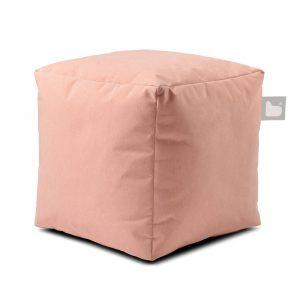 Extreme Lounging B-Box Poef - Pastel Oranje