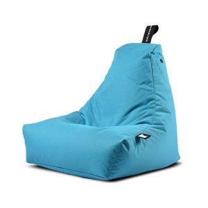 Extreme Lounging B-Bag Mini-B Kinder Zitzak - Aqua